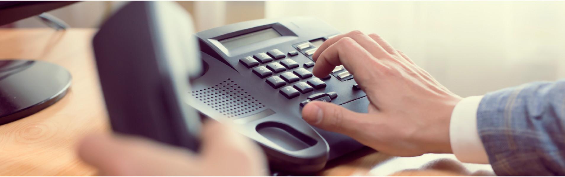 Продажа аналоговых стационарных телефонов