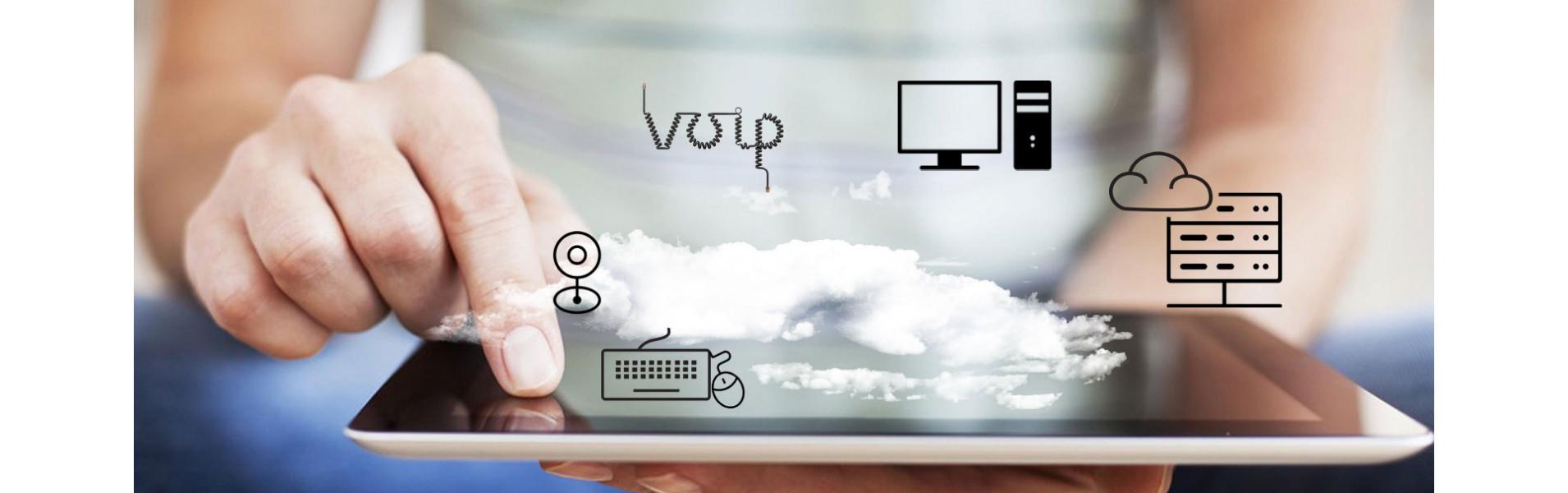 Подключение к Виртуальным и Облачным АТС