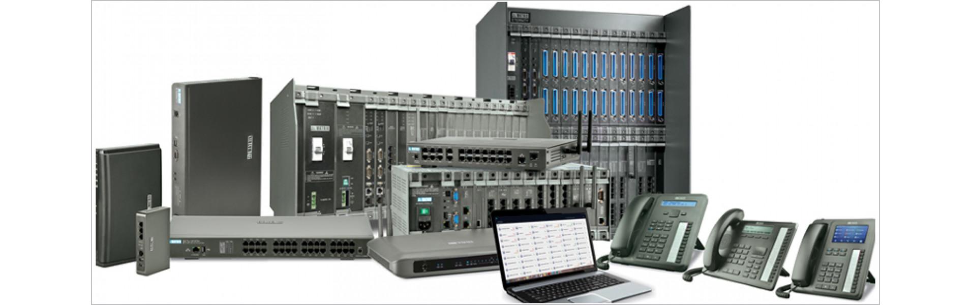 Продажа, установка, обслуживание IP АТС и Цифровых Мини-АТС
