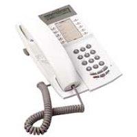 IP телефон Dialog\MiVoice 4422 Office V2, без БП, светло серый