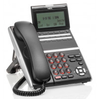 IP Телефон NEC ITZ-12D, DT830-12D черный
