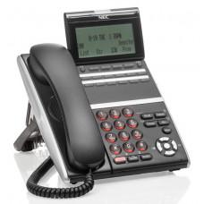 Системный IP Телефон NEC ITZ-12D (DT830-12D), черный