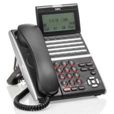 Системный IP Телефон NEC ITZ-24D (DT830-24D), черный