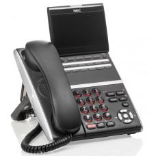 Системный IP Телефон NEC ITZ-12CG (DT830G-12CG), черный