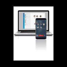Лицензия Linkus Cloud Service на 1 год для IP-АТС Yeastar S412