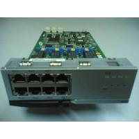 Плата 4BRI, 4 канала ISDN BRI (S/T) для OfficeServ7100, 7200, 7400