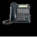 Системный телефон IP7WW-24TXH-A1 TEL(BK) для АТС NEC SL2100, 24 DSS клавиши, чёрный
