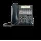 Системный телефон IP7WW-24TXH-B1 TEL(BK) для АТС NEC SL2100, 24 DSS клавиши, чёрный