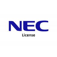 Лицензия на мониторинг 4-х номеров встроенным Приложением NEC InHotel SL2100 INHOTEL ROOM-04 LIC