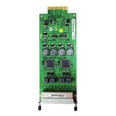 Плата на 2 BRI интерфейса для SCM