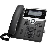 IP телефон CP-7841-K9, экран 396×162, 4 линии