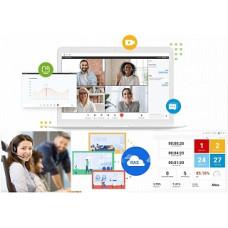 Лицензия P560 Ultimate открывает возможности видеоконференции и WebRTC VideoCall для АТС P560 на год